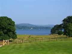 View from Brathay Hall