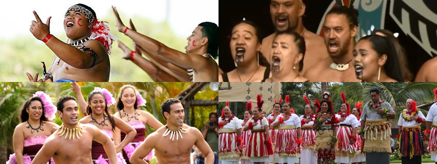 Songs from the Pacific islands
