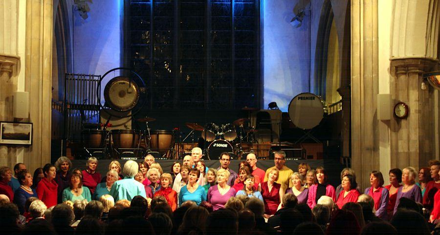 Concert at St Peter's