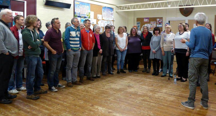 Sing Out Saturdays, Wivenhoe